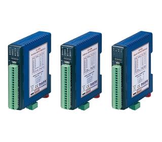8 voltage inputs