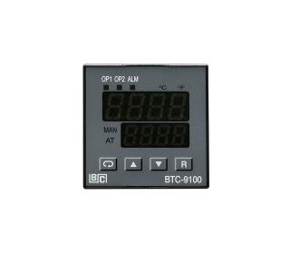 自动演算的PID控制器_BTC 9100