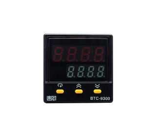 BTC-9300 Model Fuzzy Logic Programmable Temperature Controller