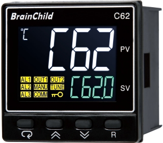 Low-cost Process and Temperature Controllers
