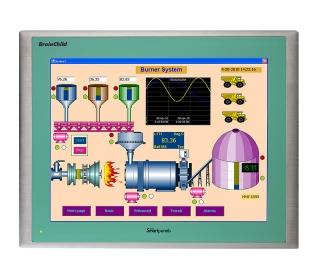15-Inch Touch Screen HMI Interface | HMI 1550
