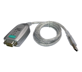 1-port RS-232/422/485 USB-to-serial converters