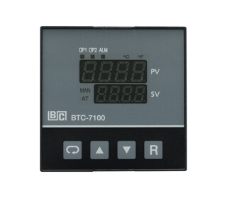 自动演算PID控制器_BTC 7100