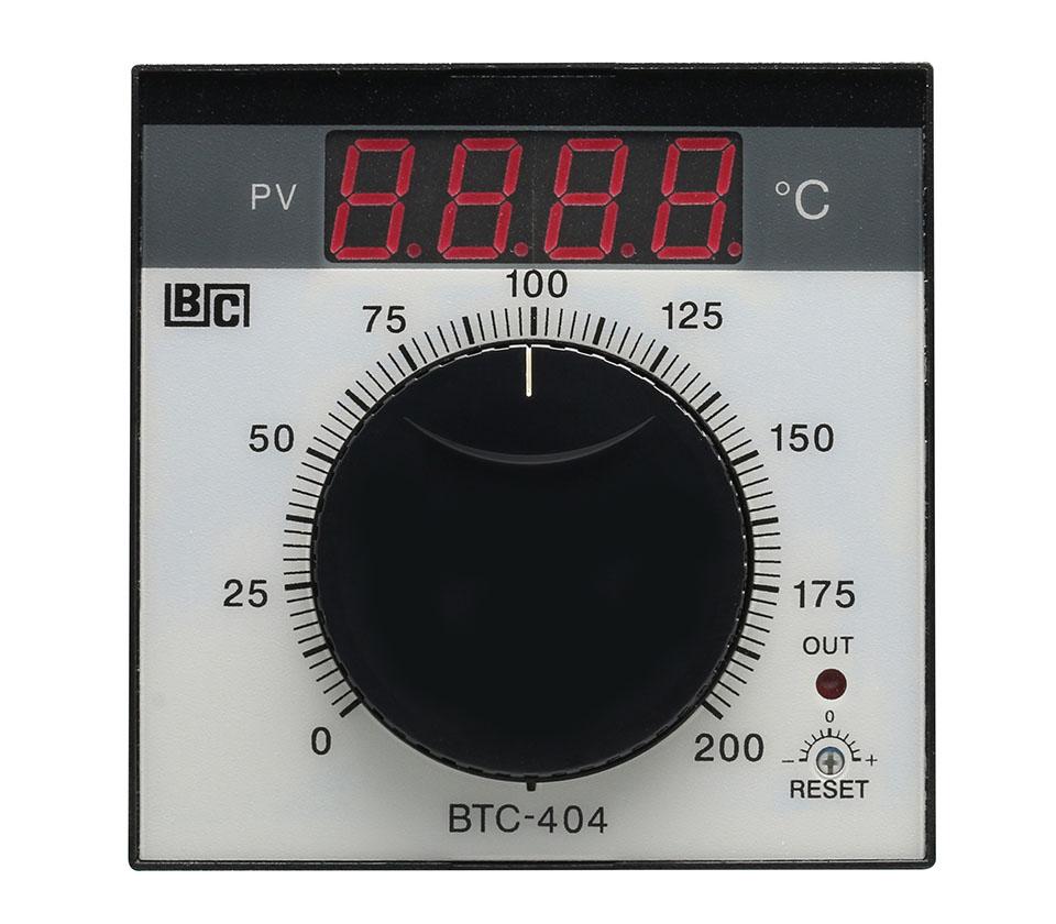 模拟温度控制器_BTC-404