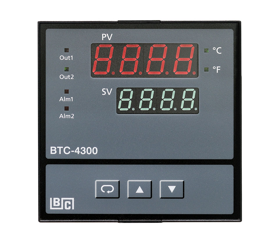 High-end Process and Temperature Controllers