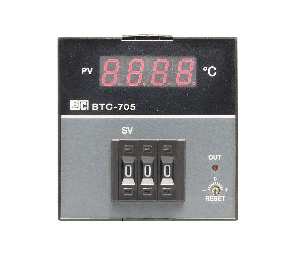 72 X 72mm Digital Setting Temperature Controller