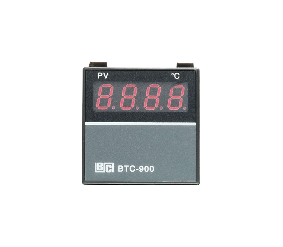 BTC-900 1/16 DIN Digital Setting Indicator