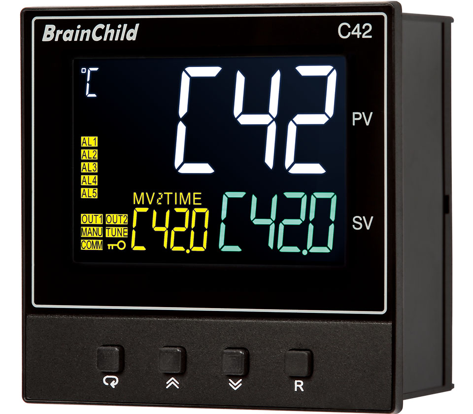 C42 Panel Mount PID Temperature Controller