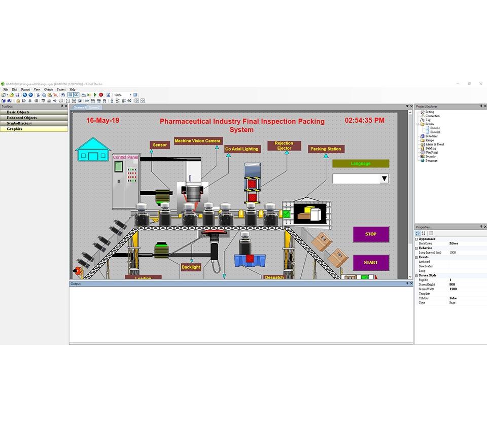 HMI Panel-Studio